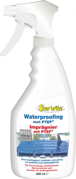 Starbrite Waterproofing Imprägnierspray