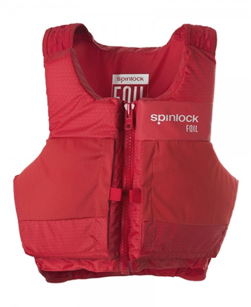 Spinlock Foil red