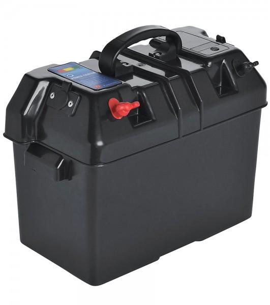 Batteriebox mit Anzeige