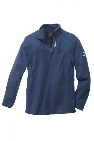 Musto Sardinia functional zipper shirt