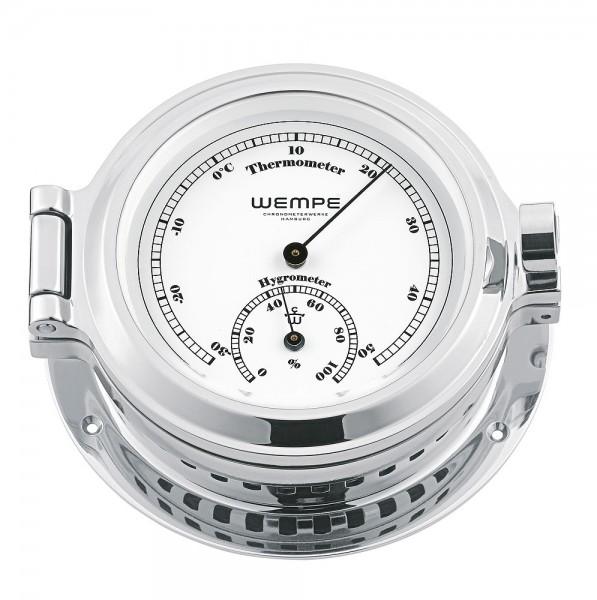 Wempe Thermo-/Hygrometer NAUTIK