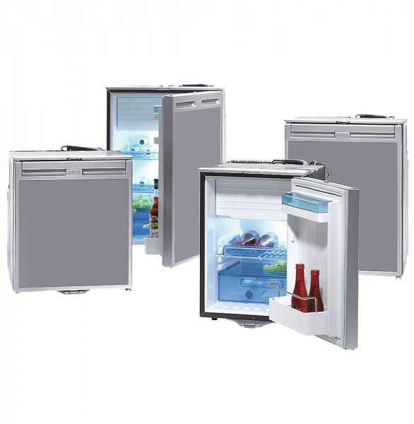 Dometic CoolMatic CRX Stainless Steel Refrigerator