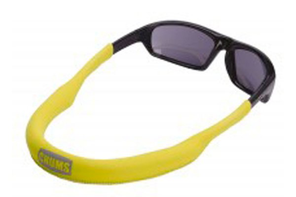 Goggle strap floatable neoprene
