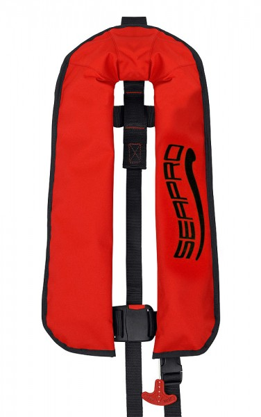 Seapro 150 N life jacket (manual)