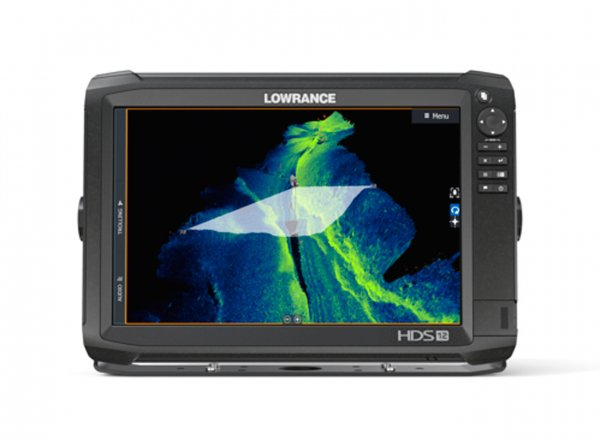 "Lowrance HDS Carbon 12"" MFD Chart Plotter"