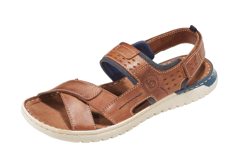 bugatti Leder Sandale