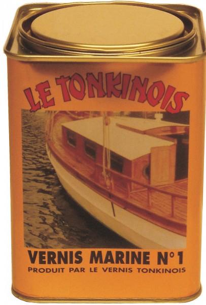 Le Tonkinois Bootslack Marine No.1