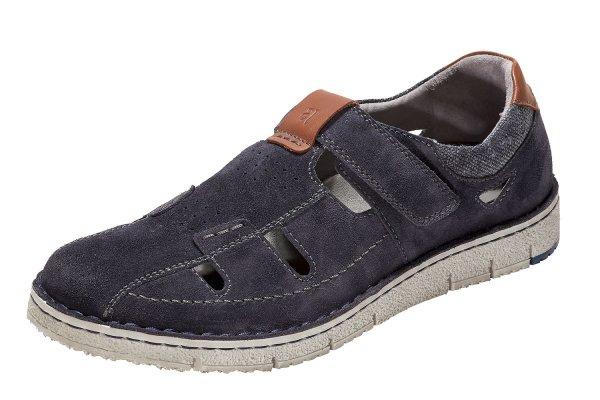 Seibel Veloursleder-Schuh