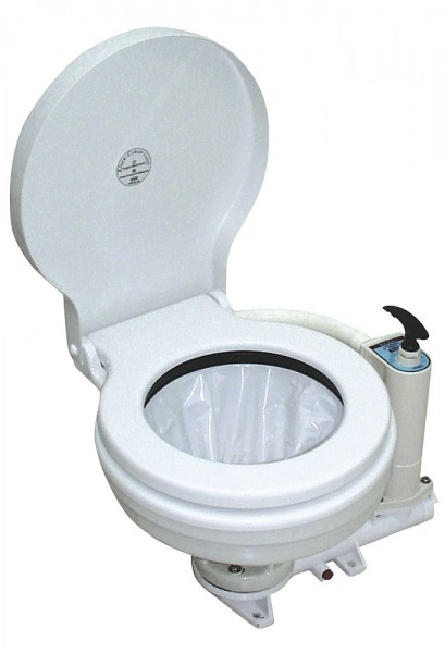 Adapter for Boat Toilets