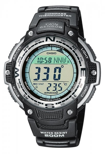 Casio Compass watch