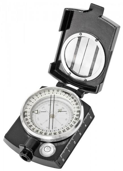 Handheld azimuth compass