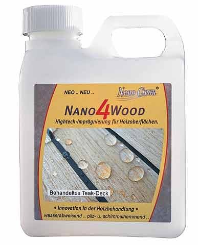 Nano-Clean® super cleaner and grey remover