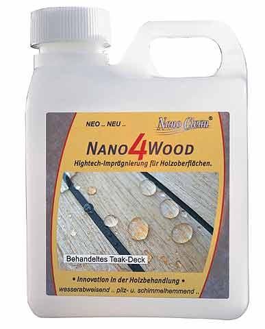 Nano-Clean® Nano4Wood
