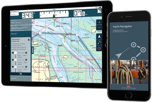 Digitale Sportbootkarte Satz 10