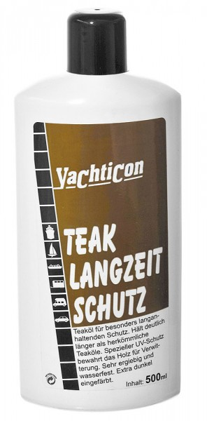 Yachticon Teak Long-Term Protection