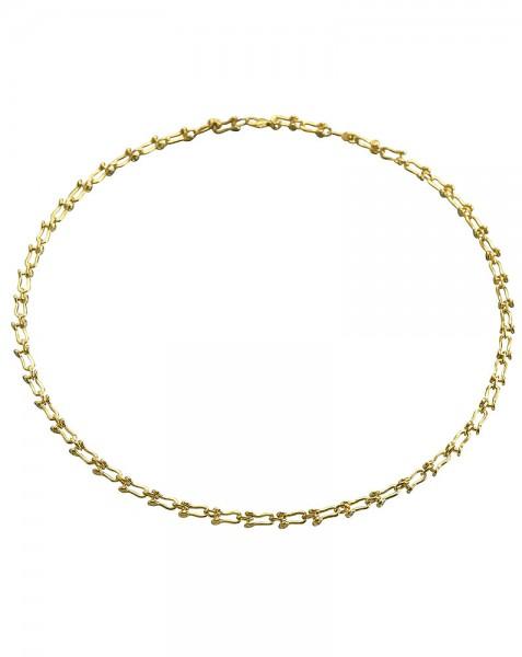 Schäkelkette für Ihn 50 cm