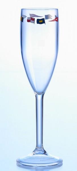 Bordgeschirr »Regatta«, Champagnerkelch