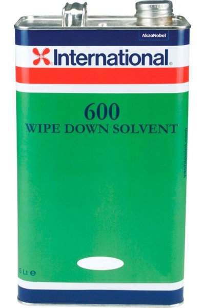 International Verdünnung 600 Wipe Down Profi Gebinde