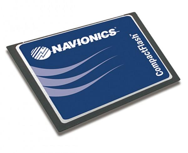 CF Navionics+ Karte