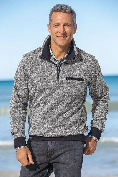 Hajo Zip Sweater