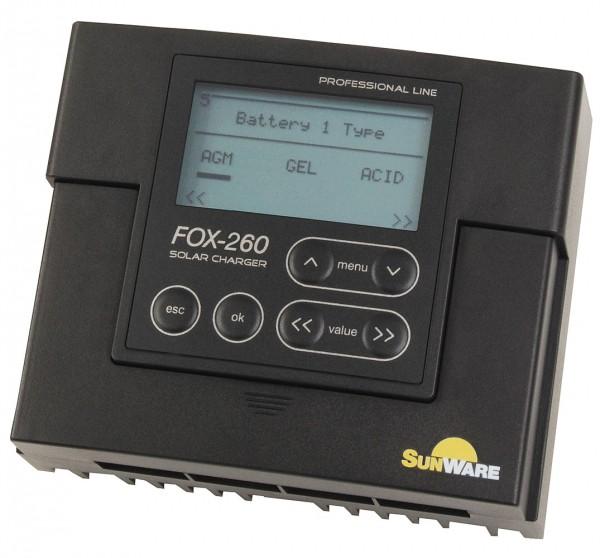 SunWare FOX-260Li controller