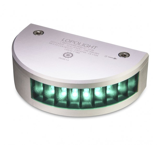 LOPOLIGHT LED-Positionslampe Seitenlaterne SB