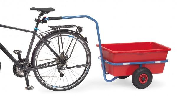 Fahrradkupplung mit Deichsel