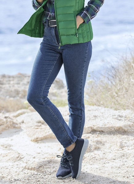 Anna Larssen Thermo-Jeans