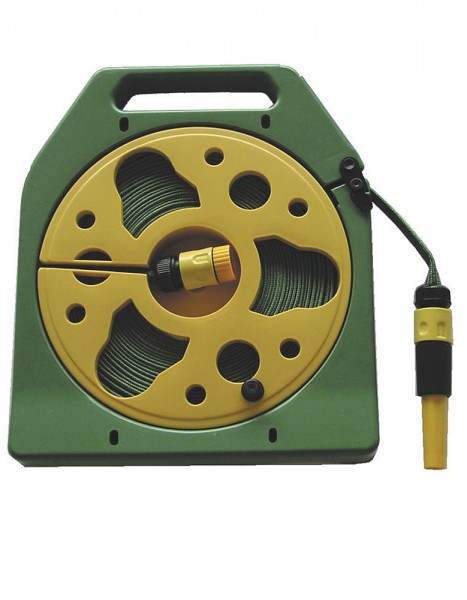Cassette flat hose