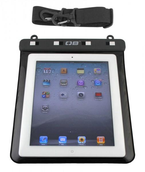 Wasserdichte iPad Tasche mit Fenster für Rückkamera