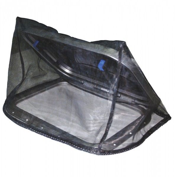 Insect net for hatches