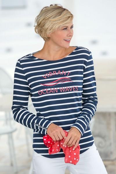 Sea & Harbour Streifenshirt