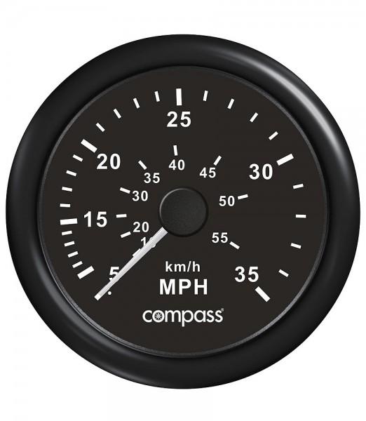 Dynamiczny prędkościomierz ciśnieniowy
