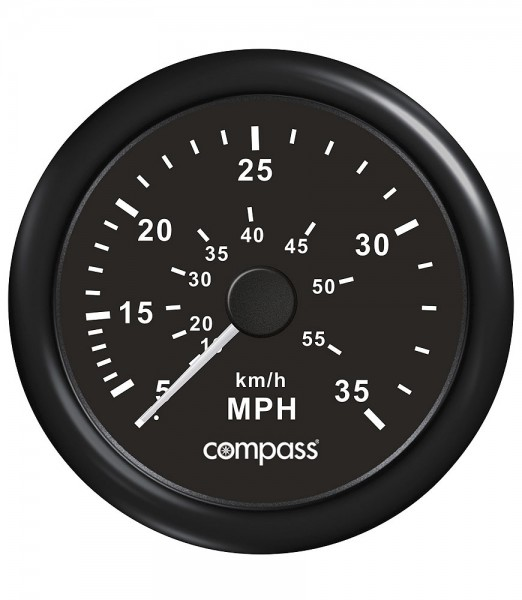 Dynamic pressure tachometer