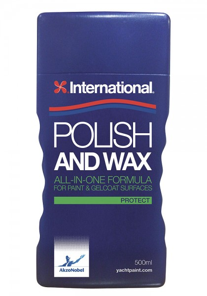 International POLISH AND WAX
