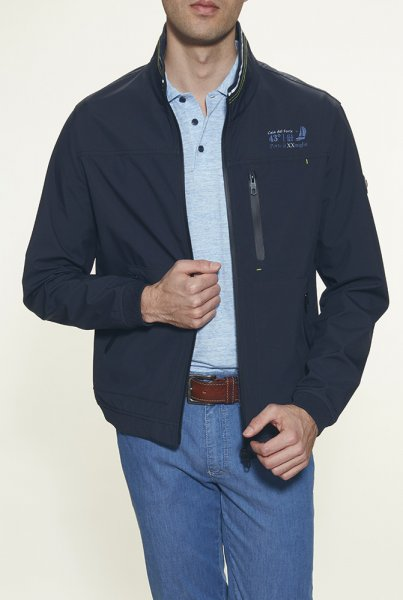 Gate One Softshell-Blouson
