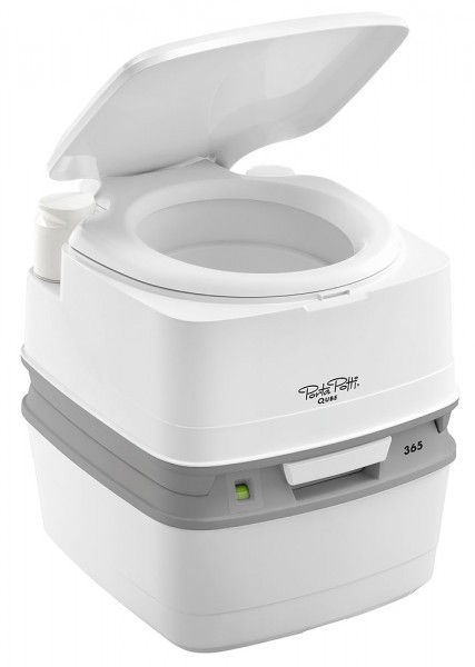 Porta Potti Qube chemical toilet
