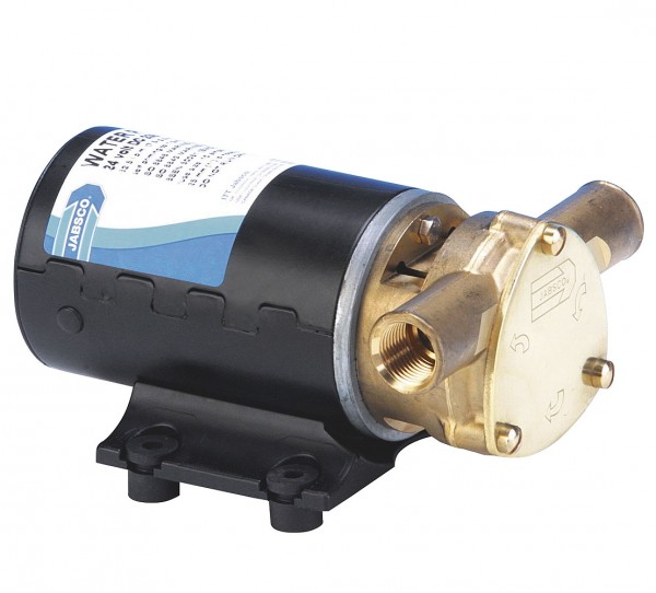 Jabsco self-priming Water Puppy bilge pump