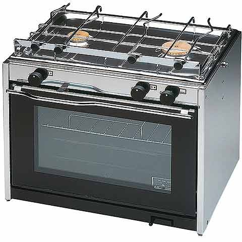 Techimpex Gas Oven