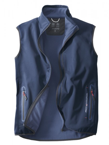 Musto Evolution Softshell Vest