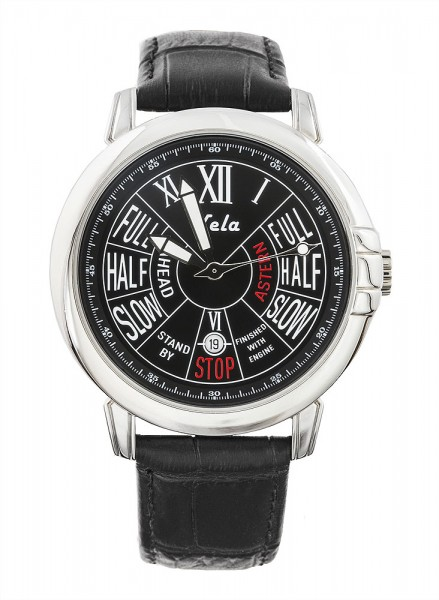 Vela Engine Chronograph