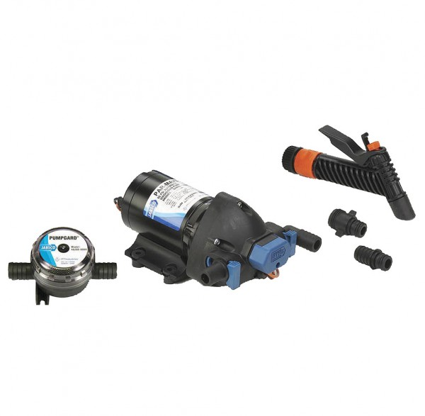 Jabsco PAR-Max 4.0 washdown pump kit