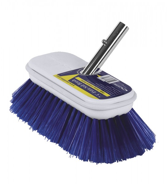 Swobbit extra-soft deck brush