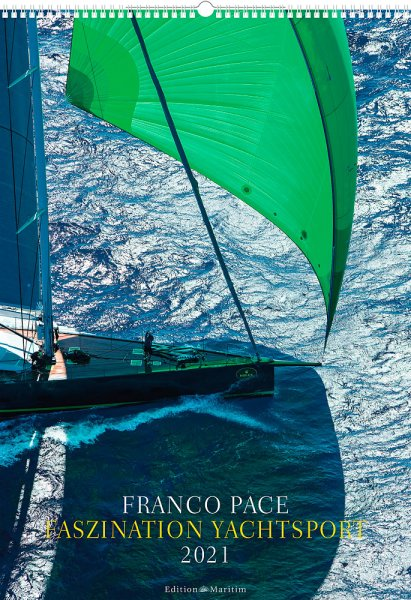 Faszination Yachtsport Kalender 2021