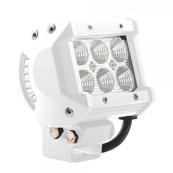 LED spotlight compact 6x3W