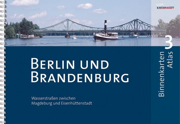 BINNENKARTEN ATLAS 3 Berlin und Brandenburg