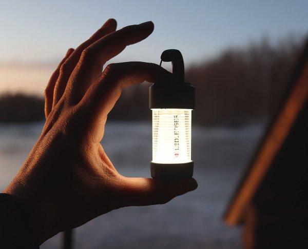 LED Lenser ML4 Mini Laterne