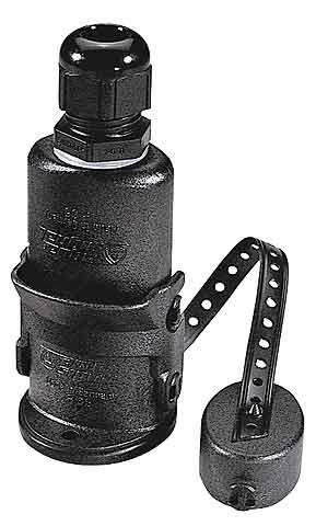 Stecker Steckdose Aufbausteckdose Normstecker 12 24 Volt Metall 2-polig