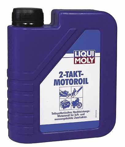 2-Takt-Motorenöl selbstmischend
