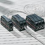 Easy-Lock midi stoppers